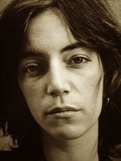 Patti Smith photographed in the 70s by Frank Stefanko. Check out Check out www.kaapeli.fi/aiu/ps for full discography etc.