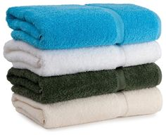 These  towels  have  a smooth  finish  and  looks fluffy.A complete Value for money.    Visit us www.premiumtowelexportindia.com