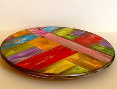 Color the World- Lazy Susan