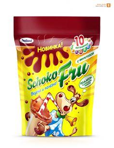 Schoko Fru #packaging
