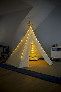 7' Teepee Lights HearthSong® http://smile.amazon.com/dp/B00MOKBDY6/ref=cm_sw_r_pi_dp_iKVowb0Y4TSRJ