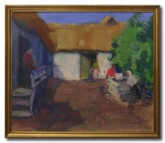 Swedish painting
