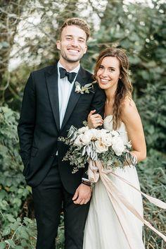 Romantic Farm Wedding in Minnesota   Real Weddings   Oncewed.com