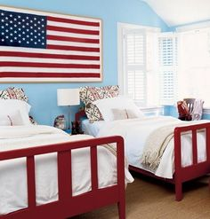 Hail the Red, White & Blue! |