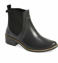 Main Image - kate spade new york 'sedgewick' rubber rain boot (Women)