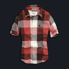 Abercrombie And Fitch Couple Shirts 010