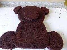 panda+bear+cake | The Crafty Cupcake: Panda Bear Cake For Miranda
