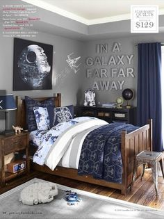 boys bedroom ideas - Looking for boys' bedroom ideas? We've selected our favourite design schemes for boys, from stylish nurseries to practical teenage dens. #boysbedroomideas #boysbedroom #bedroom #kidroom #room #sportbedroom #adventurebedroom