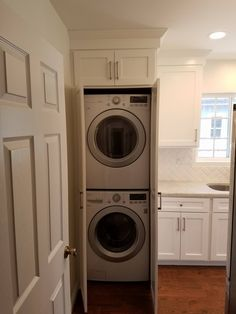 105 Best Stacking Washer Dryer Images Laundry Room Storage