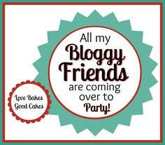 All my Bloggy Friends #16
