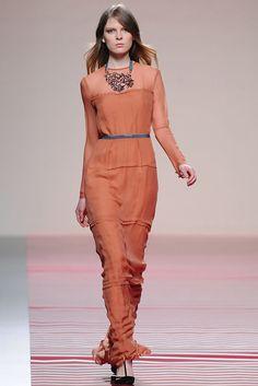 Ailanto - Pasarela Pret A Porter 2013 - Mercedes-Benz Fashion Week Madrid