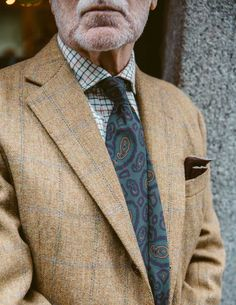 Checks, Please: The Return of the Tattersall Shirt Blue Blazer Men, Tan Blazer, Newmarket Races, Tattersall Shirt, Desert Boots, Blazers For Men, Sports Jacket, Hush Hush, Shirt Shop