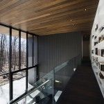 Timber Cottage Design in Canada l Second Floor
