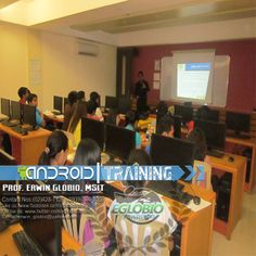 BE TRAINED, BE AN ANDROID DEVELOPER, EARN MORE AND HAVE MORE OPPORTUNITIES Android Developer, Workshop, Train, Atelier, Work Shop Garage, Strollers