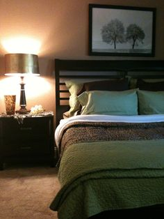 LOVE <3 this guest room design!! #KBHomes