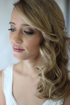 Bridal - Kirsten Murphy Makeup [I like this one more for the hair than for the makeup]