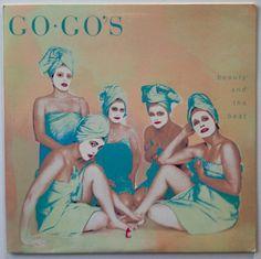 Go-Go's - Beauty And The Beat LP Vinyl Record, I.R.S. Records - SP 70021, Pop Rock, 1981, Original Pressing