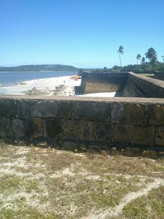 Forte Orange em Itamaracá, PE