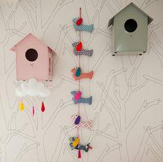 The Butter Flying ©-Handmade design for Kids: La chambre de Victoria