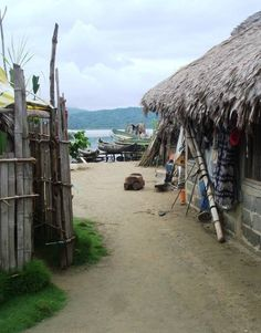 Kuna Indian Village, San Blas Islands Panama