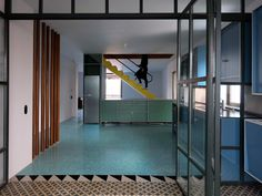 Nadja | Renovation and unification of a two -floor apartment in Athens, almost finished | Point Supreme Architects