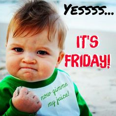 Have a fist-pumpin' friday & live life juiced! #tgif #weekendoclock #friday #fistpump #yay #liveitup #sun #fun #happy #enjoy #juice #juicy #healthychoices #cutebaby #baby #cute #fistpumpfriday #gimmejuice #makeitcount #havefun #relax #juiceitup #livelifejuiced