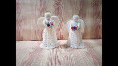 LINDO ANGEL DECORATIVO - YouTube Crochet Christmas, Winter, Youtube, Tinkerbell, Christmas Ornaments, Baby Dolls, Crochet Angels, Amigurumi, Christmas Crafts