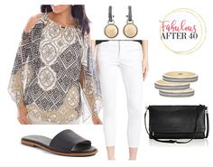7 Ways Not To Look Fat in White Pants