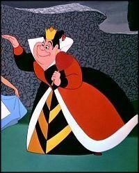Reina De Corazones Queen Of Hearts Alicia En El País De Las Maravillas Alice In Wonderland Clyde Geronimi Wil Disney Disney Favorites Vintage Cartoon