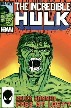 The incredible Hulk #315