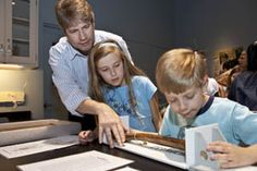 Itching to Experience Real Museum Objects and Specimens?