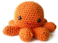 Octopus Who Just Wants To Be Loved Even Though He's A Sea Creature   20 Adorable Handmade Stuffed Animals You Need To Hug Right Now