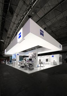 Wonderful creative exhibition stands. #exhibitions #bulkheads
