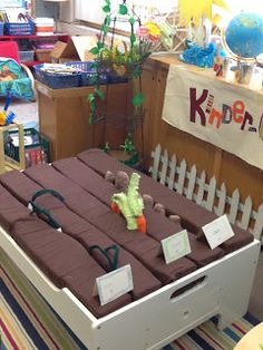 Kinderbear Blogger : Does Your Kindergarten Classroom Have a Dramatic Play?