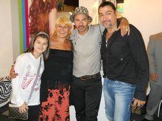 Con Andrea Meggetto y Cuccini Pictures