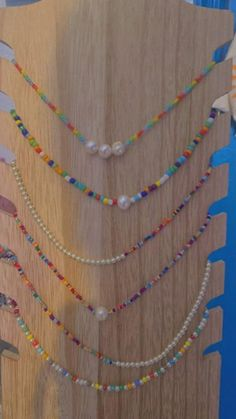 Trendy Necklaces, Trendy Jewelry, Cute Jewelry, Fashion Jewelry, Handmade Wire Jewelry, Handmade Accessories, Beaded Braclets, Beaded Necklaces, Bead Jewellery