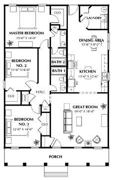 3 Bedroom House Blueprints   Blueprints 5 Sets $ 750 Blueprints 8 Sets $  800 Reproducible. Maison 2Plans ...