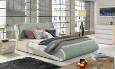 Orren Ellis Stonebrook Upholstered Storage Platform Bed with Mattress Size: Full Design Your Own Room, Comfy Bed, Beds Online, Murphy Bed, Bed Storage, Platform Bed, Modern Bedroom, Modern Furniture, Mattress