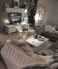 Home & Living Room Love The ! 💕 Haus & Wohnzimmer Love The ! Living Room Decor On A Budget, Glam Living Room, Cozy Living Rooms, Apartment Living, Interior Design Living Room, Living Room Designs, Living Room Furniture, Modern Furniture, Rustic Furniture