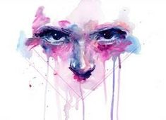 The Italian artist Silvia Pelissero, better known as agnes-cecile, primarily creates emotionally evocative watercolor paintings. Though completing some art classes while in high school, Pelissero … Agnes Cecile, Art Alevel, Eye Sketch, Italian Artist, Painting Videos, Sale Poster, Eye Art, Find Art, Watercolor Paintings