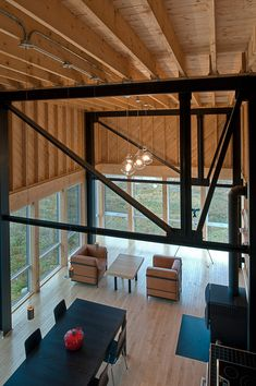 Cliff House / Mackay-Lyons Sweetapple Architects
