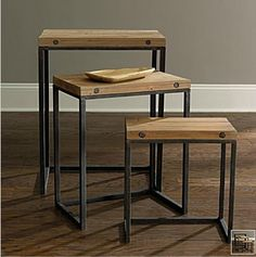 Lakewood Set of 3 Nested Tables