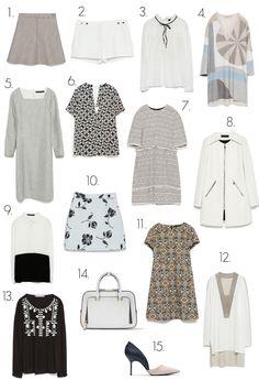 Upon My Sleeve | Fashion, Beauty & Lifestyle: Wednesday wishlist: Zara Spring/Summer