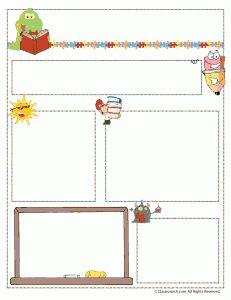 Awesome Teacher Newsletter Templates 231x300 Teacher Newsletter Templates