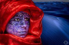 Blue Desert. by Ramon Stijnen on 500px