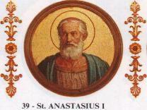 Paus Anastasius I.  -401nc