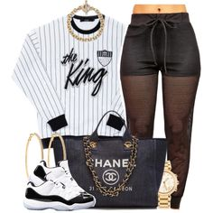 - Queen Me - by oh-aurora on Polyvore featuring Concord, What Goes Around Comes Around, Michael Kors, Ann Taylor and Roberta Chiarella