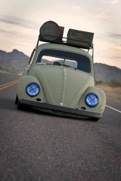V-Dub | Volkswagen Beetle