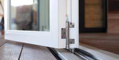 Exterior Vinyl Folding Doors   LaCantina Doors