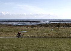 Radfahren entlang der Küste von Sylt, © Sylt Marketing